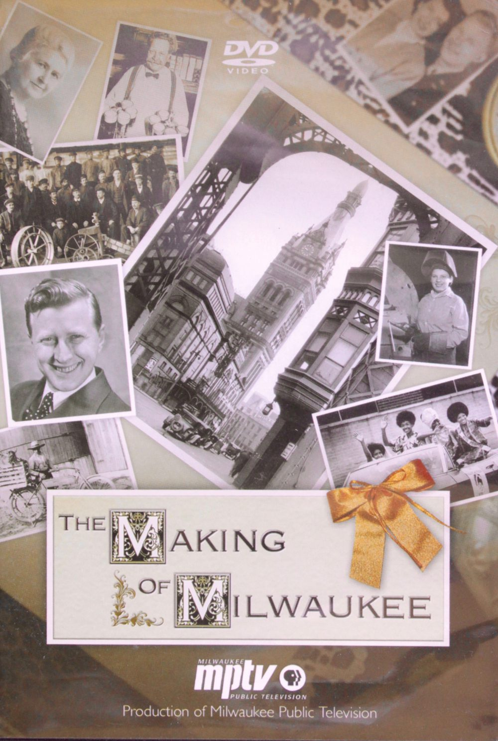The Making of Milwaukee. From Milwaukee Public Television